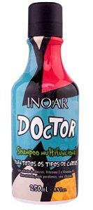 Inoar Doctor Shampoo Multifuncional 250g