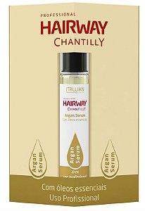 Itallian Hairway Chantilly Argan Serum Kit 4 X 20ml