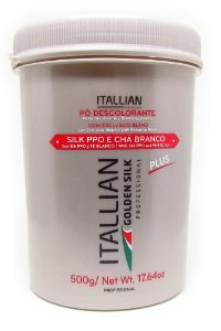 Itallian Color Pó Descolorante Golden Silk Plus 500g