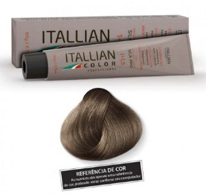 Itallian Color N. 817 Louro Claro Marrom Frio