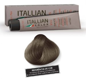 Itallian Color N. 16 Louro Escuro Cinza