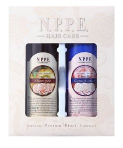 N.P.P.E. Herbal Camellia Gift Set Kit Duo p/ Coloridos (2x250ml)