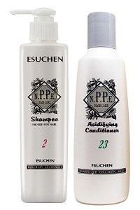 NPPE Herbal Kit Shampoo N 2 + Condic. N 23 p/ Finos Oleosos