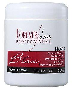 Forever Liss B.tox Capilar Argan Oil - 250g +Brinde