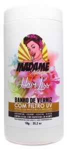 Madame Hair Banho de Verniz 1kg Hidratação e Brilho