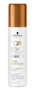 Schwarzkopf BC Q10 Bonacure Time Restore Spray - 200ml