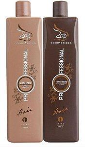 Zap Progressiva Professional Kit 100% Original (+Brinde 15g)