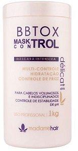 Madame Hair BBtox Capilar Mask Control Alisamento - 1Kg (+Brinde)