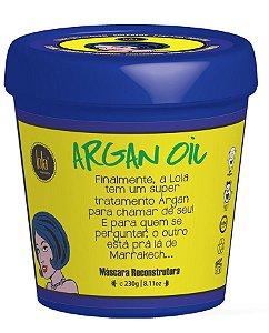 Lola Argan Oil Pracaxi Máscara Reconstrutora - 230g