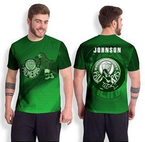 Camiseta Palmeiras – Personalizável Nome/Número