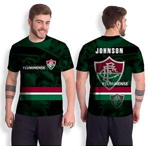 Camiseta Fluminense – Personalizável Nome/Número
