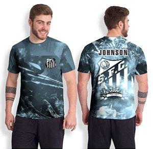 Camiseta Santos – Personalizável Nome/Número