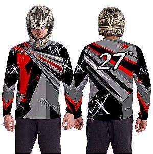 Camiseta Estampa 01 – Personalizável Nome/Número