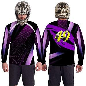 Camiseta Estampa 02 – Personalizável Nome/Número