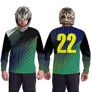 Camiseta Estampa 04 – Personalizável Nome/Número