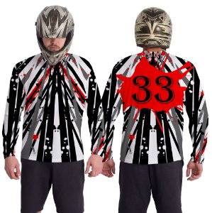 Camiseta Estampa 06– Personalizável Nome/Número