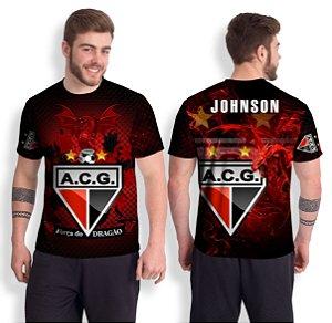 Camiseta Atletico Goianiense – Personalizável Nome/Número