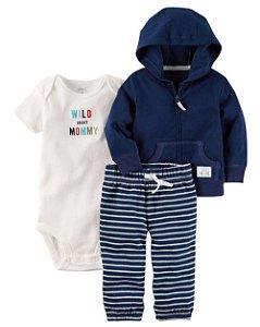Conjunto de Inverno para bebês Carters - Little Jacket