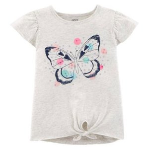 Camiseta Carter's - Borboleta