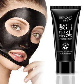 Mascara Preta Removedora de Cravos