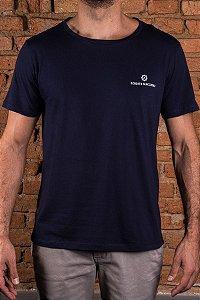 Camiseta Road Trip Azul