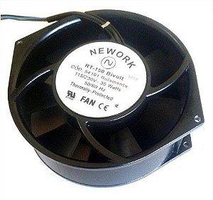 Cooler Nework Rt-150 172x150x55mm Bivolt C/ Rolamento 54101 - 17255BIR