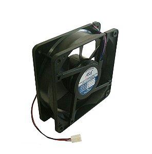 Cooler Adda12VASA12038HBD126 120x120x38mmROLAMENTOAmp.: 0,55RPM: 31003 FIOS C/ CONECTOR 1203812R