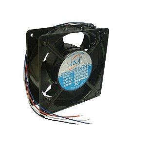 Cooler AddaBIVOLT 12038B120x120x38mm ROLAMENTOAmp.:RPM:3200 A122 - 12038BIR