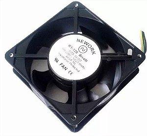Cooler NeworkBIVOLTRT-12053.202 120x120x38mmBUCHARPM:2700 / 3100 - 12038BIB