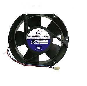 Cooler Adda24V17251B-24172X150X51mm ROLAMENTORPM: 4300 D171 - 3 FIOS - 1725124R