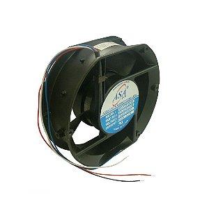 Cooler Adda 17251b Bivolt Rolamento 172x150x51mm A171 - 17251BIR