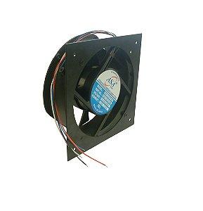 Cooler Adda 17251b Bivolt Rolamento C/ Mascara 172x150x51mm A171 - 17251BIR