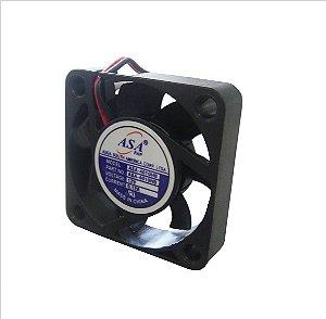 Cooler Adda12VASA4010-HB40X40X10mm ROLAMENTOAmp.:0,12RPM:6000 0402A 3 FIOS - 401012R