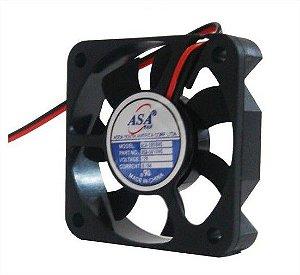 Cooler Adda12V5010S-1250X50X10mm BUCHAAmp.:0,90RPM:5000 D51 3 FIOS - 501012B