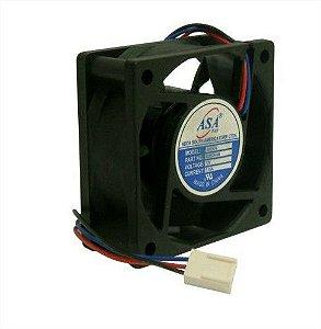 Cooler Adda12V6025S-1260x60x25mmBUCHA Amp.:0,16RPM:4800 D61 - 602512B