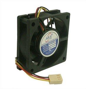 Cooler Adda 60x60x20mm 24v Rolamento 4500RPM - 0603A ASA-6020HB24 - 602024R