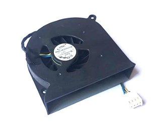 BLOWER 79X79X19 - 05V - HYPRO 0.45 AMP - 2.25 WATTS - 3700 RPM - 13,35 CFM 43,7 DB(A) - BERFLO - AB7905HXCCB