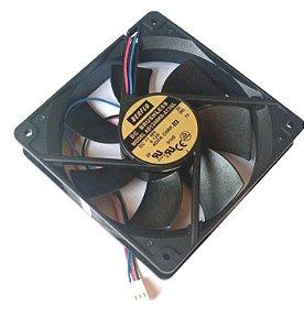 Cooler 120X120X25 48V AD1248HB-A73 (T) 1041 Rolamento Amp.:0.15 RPM: 2200 Berflo