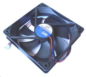 Cooler Adda 24V 12025S-24 120X120X25mm BUCHA Amp.: 0,30  RPM: 2800 D122 - 1202524B