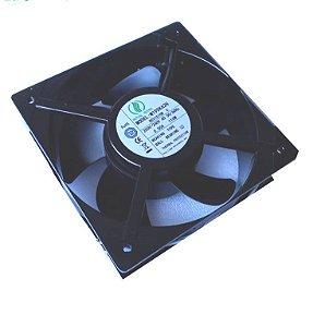 COOLER 220V 205x205x72 Mod. M195KA2HB Rolamento 0.50 Amp - 2850RPM - 533FCM