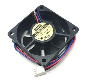 Cooler 60x60x20 24V Rolamento 0.09Amp  RPM:4500 CFM:16,4  AD0624HB-C76