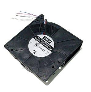 BLOWER 120X120X32 - 48V - ROLAMENTO 0.34 AMP - 16.32 WATTS - 2800 RPM - 33,62 CFM 59,7  - BERFLO - AB1248UBY0B