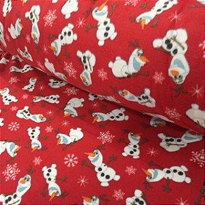 Soft Estampado Frozen Olaf