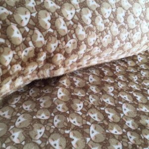 Fleece Estampada Bichinhos