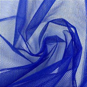 Tule Liso Azul Royal