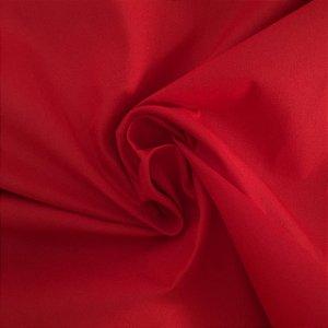 Percal 200 Fios Vermelho