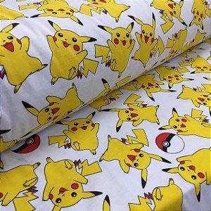 Poliviscose Pikachu