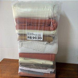 Cortes de Decoração 10kg - Pacote 8