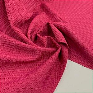 Malha Jacquard Atlanta Pink