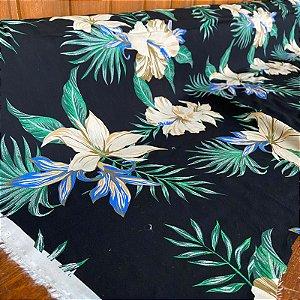 Viscose Floral Havaiana